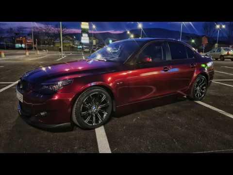 BMW E60 - Project - ABR