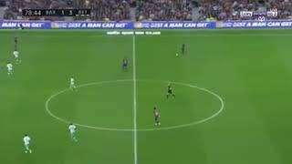 Cuplikan Gol Fc Barcelona vs Real betis ( 3-4 )  (12/11/2018) .