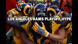 """2018 Los Angeles Rams Playoff Hype   """"Believe""""   HD"""