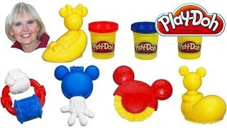 ♥♥ Play-doh Mickey Mouse Clubhouse Disney Mouskatools Set