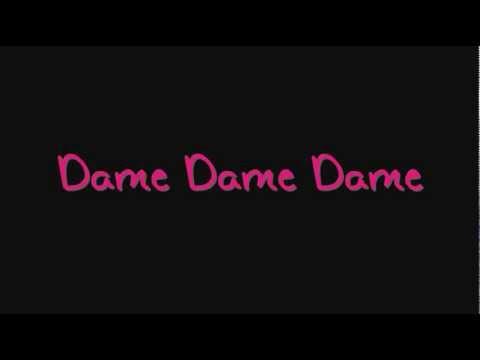 Dame - Shaggy Ft. Celia LYRICS VIDEO