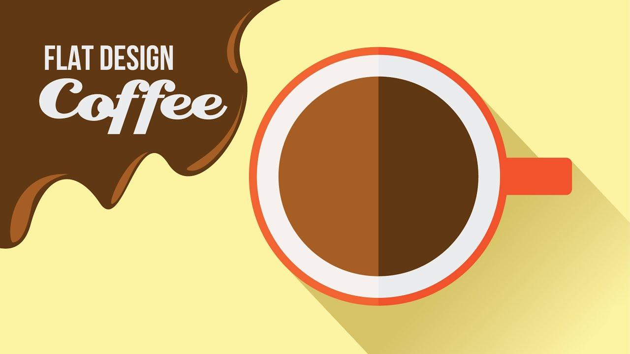Adobe Illustrator Tutorial How To Create A Flat Design