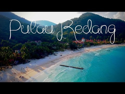 WE STAYED IN THIS BEAUTIFUL ISLAND FOR FREE! | PULAU REDANG, MALAYSIA
