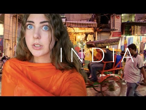 INDIA First Impressions!