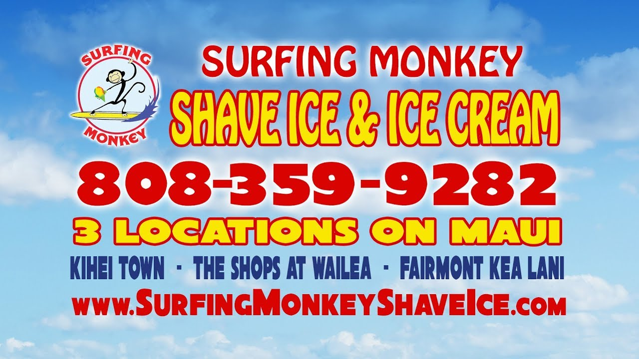 Would you maui ice cream and shaved ice opinion