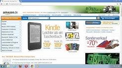 Amazon.de - History / Produktvorschläge löschen oder bearbeiten