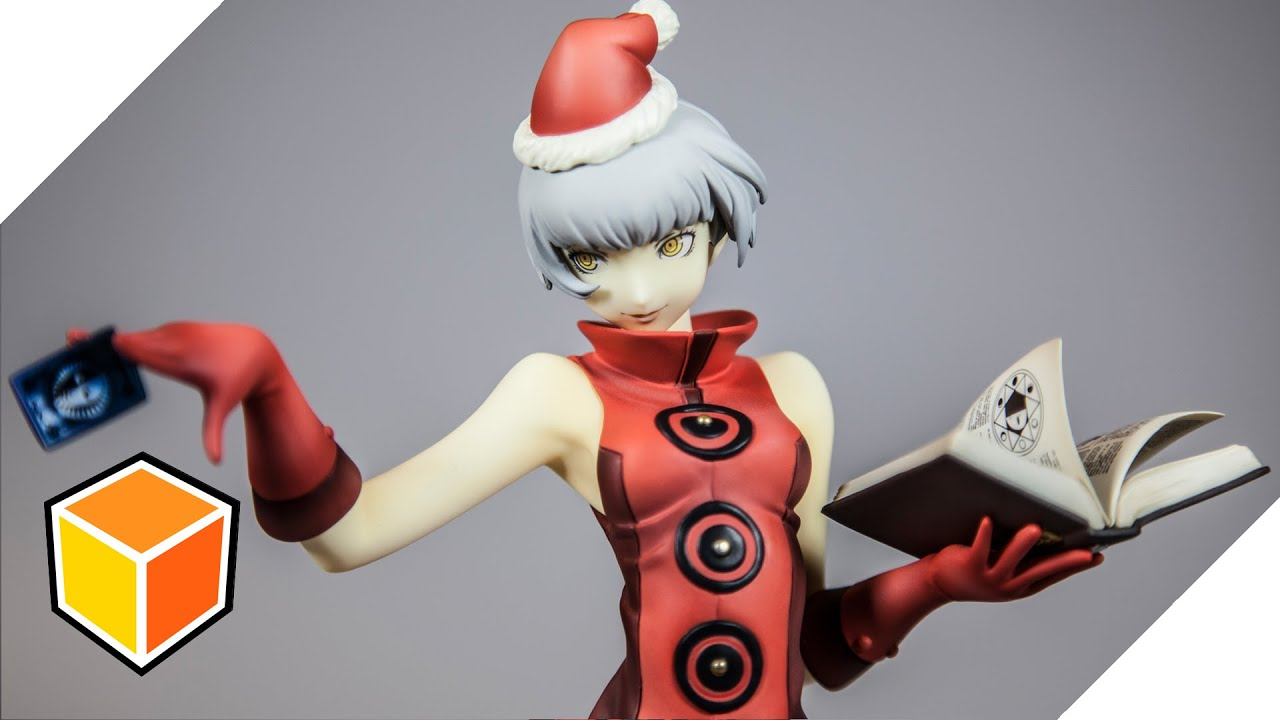 Elisabeth │ Persona 3 │ Christmas Version - toykyo unboxing ...