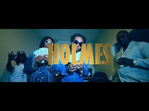 MIGOS - HOLMES ft GUCCI MANE X SCOOTER...
