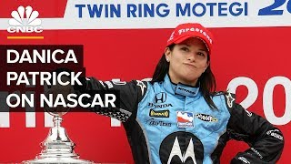 Danica Patrick On NASCAR, Entrepreneurship