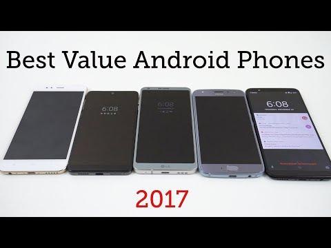 Best Android Phones Under $500 In 2017 (Top 5 SmartPhone Awards)