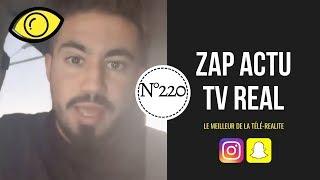 [ ZAP ACTU TV REAL ] N°220 du 30/08/2019 - Oussama :