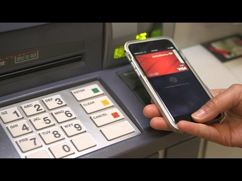 Use Your Phone Instead Of A Card At The ATM (CNET News)