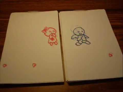 Historia de amor de papel art love youtube - Papel de vinilo para cocinas ...