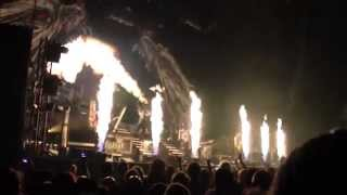 Within Temptation - LIVE - Let Us Burn Wembly Arena 12th April 2014.