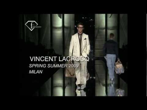 fashiontv | FTV.com - VINCENT LACROCQ + TOM WARREN  MODELS MEN   SS 2009- MILAN
