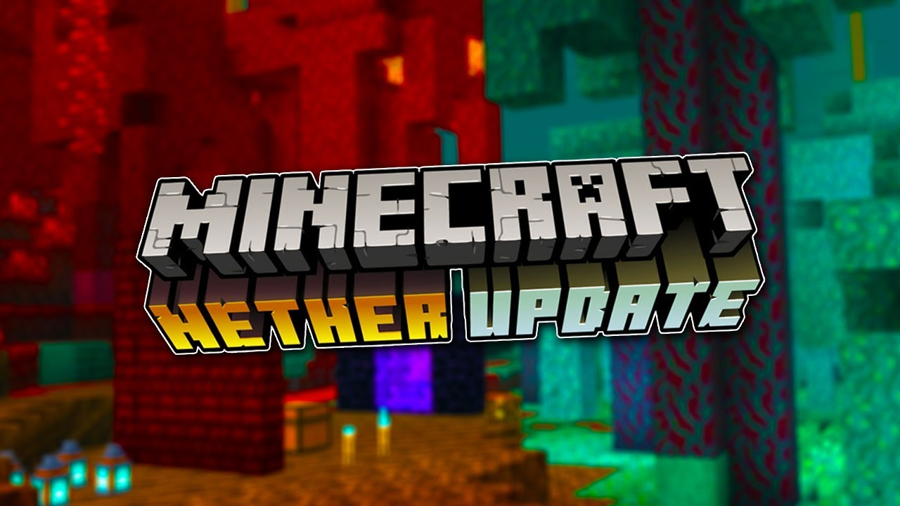 Minecraft, but the Nether isn't boring (Minecraft 1.16 The Nether Update)
