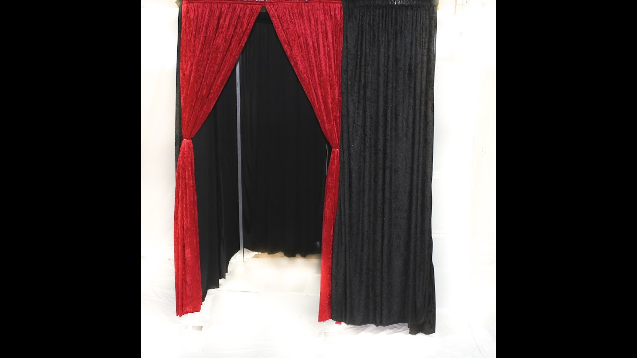 with weighted duty steel econpandd pipe kit base drape heavy and drapes backdrop economical support