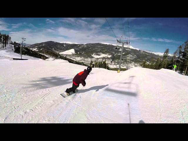 GoPro Line Of The Winter: Spencer Whiting - Colorado 12.20.14 - Snow