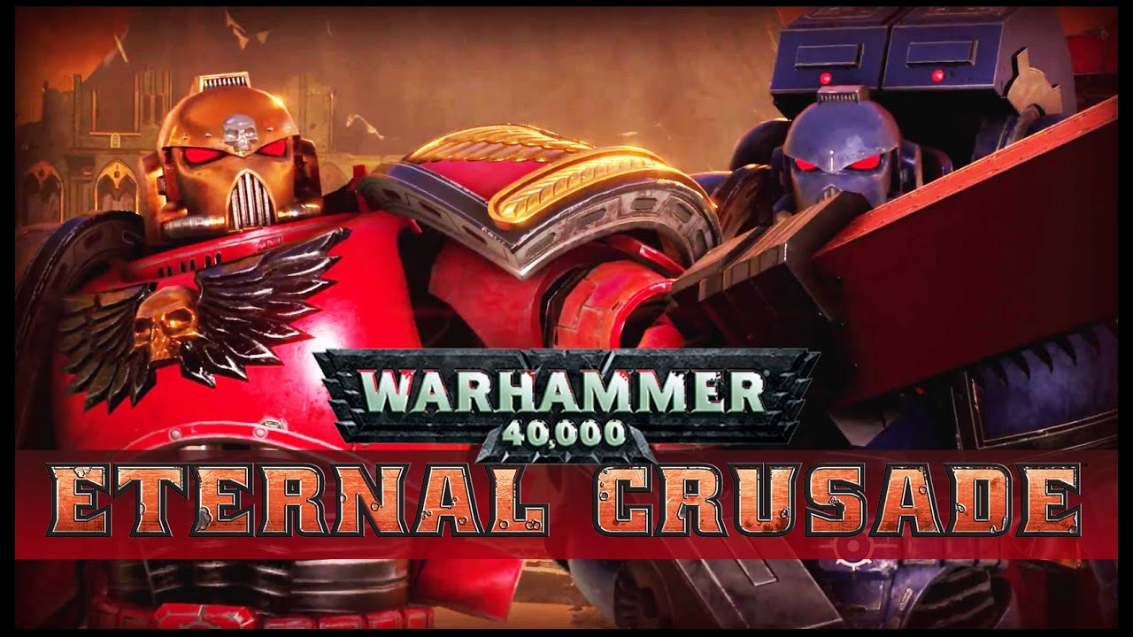 Warhammer 40,000: Eternal Crusade - Developer Playthrough - YouTube