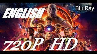 How to download AVENGERS INFINITY WAR In 720P HD English!!!!!!