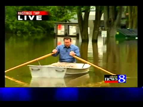 WOOD TV8: Proof - Grand River Flooding