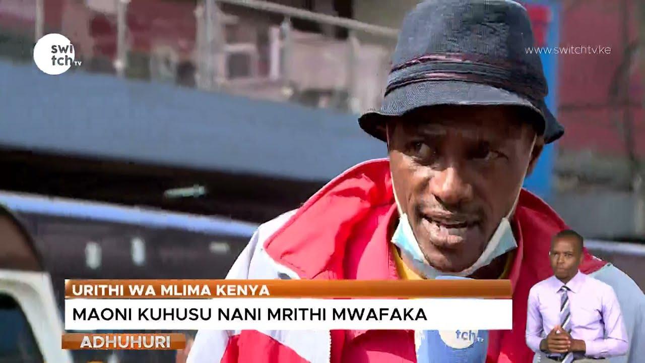 Who would you pick as the next spokesman for Mt. Kenya Region   Poitics
