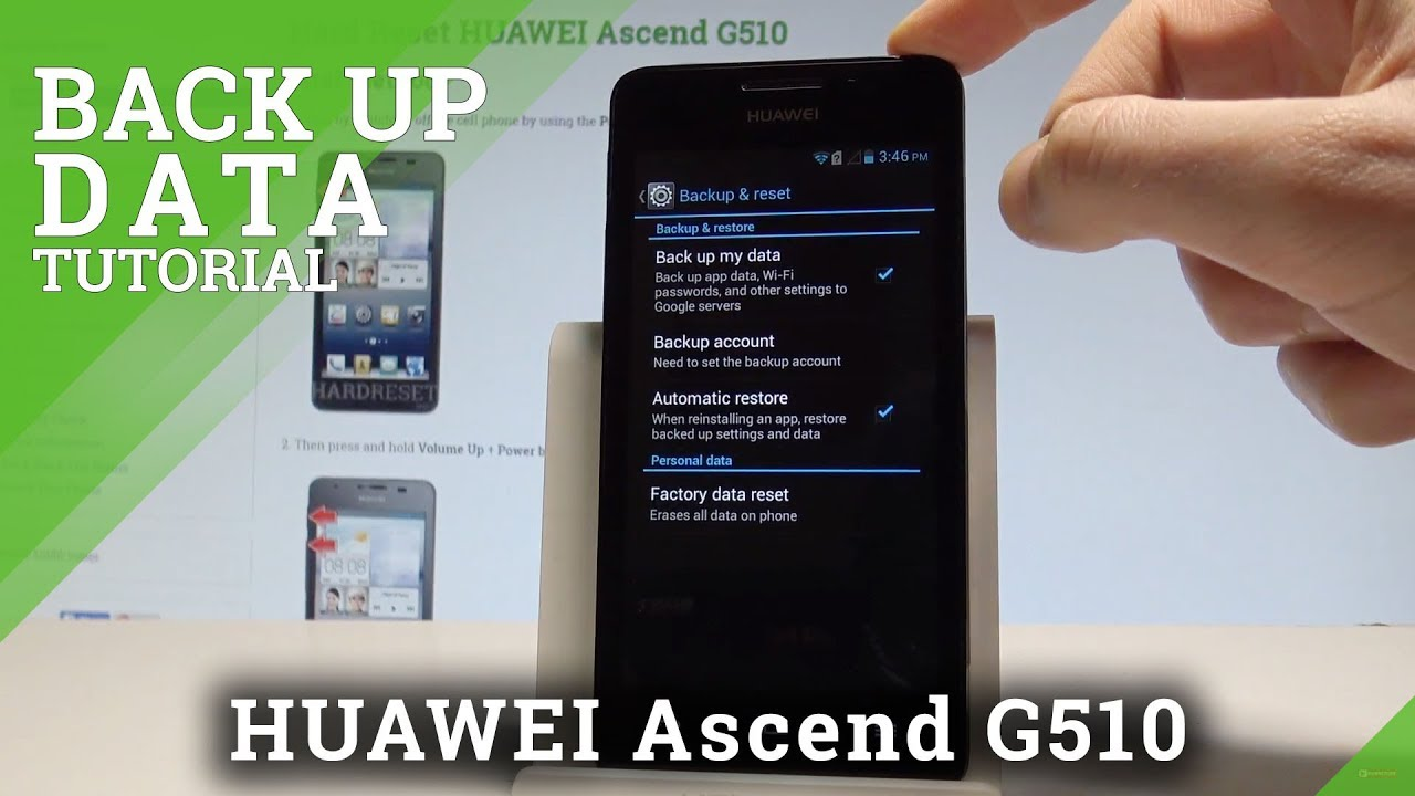 Huawei Ascend Y550 Backup Videos - Waoweo