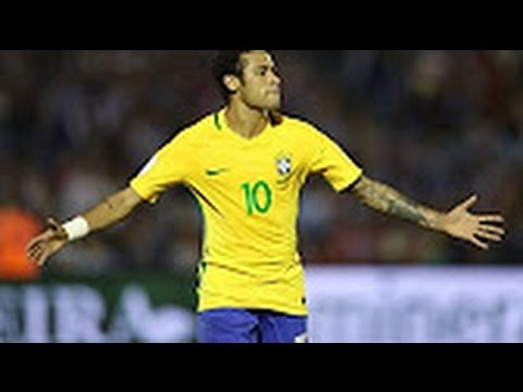 Neymar vs Uruguay • 2018 World Cup Qualifiers 24-03-2017 English Commentary