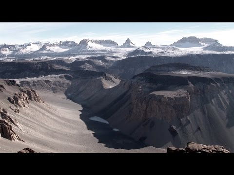 Discovery made beneath Antarctica's McMurdo Dry Valleys