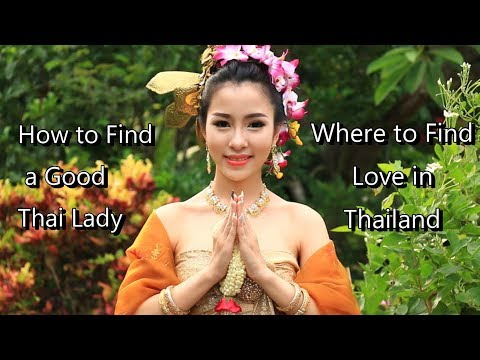 finding love in thailand
