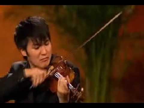 Ray Chen | Ysaye : Solo Sonata No 6 | Queen Elisabeth Violin Competition | 2009