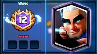 Clash Royale - 12 WIN MAGIC ARCHER CHALLENGE! thumbnail