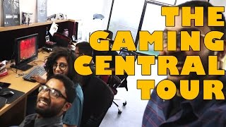 Gaming Central Office Tour | Gaming Central