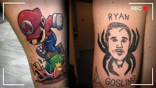 The Worst Tattoos Ever