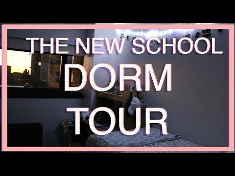 Dorm Tour 2017! | Parsons The New School
