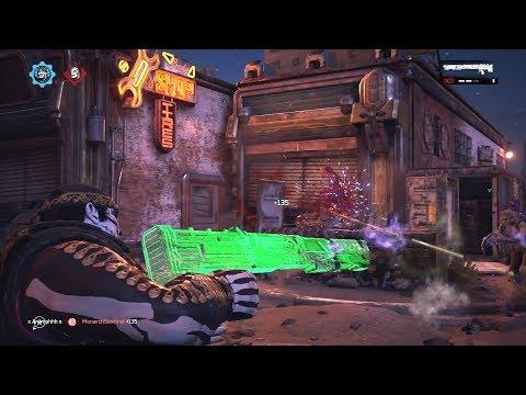 NO LEADER HUGS PLEASE! (Gears of War 4) Guardian Multiplayer Gameplay!