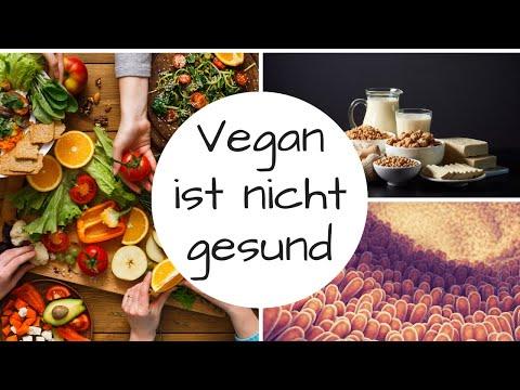 Vegan ist NICHT gesund!