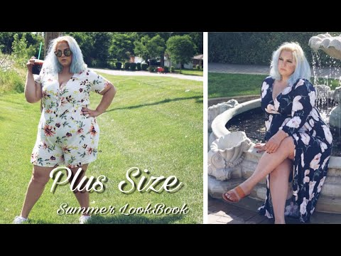 Plus Size Summer LookBook | Fashion To Figure