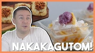 Top 5 Filipino Desserts | Learn more about Filipino Food With Chris Urbano