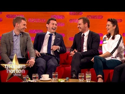 Marion Cotillard Confused by Impossibly Irish Couch - The Graham Norton Show