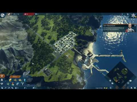 ANNO 2205 Getting started Episode#1  