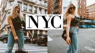 Hi friends enjoy this weekend in my life new york city. i went to nyc with wayv! got interview the head of social media at forbes, eat lots yummy ...