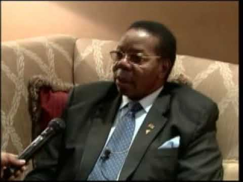 AfrICANDO 2009 Interview with H.E. Mutharika, President of the Republic of Malawi