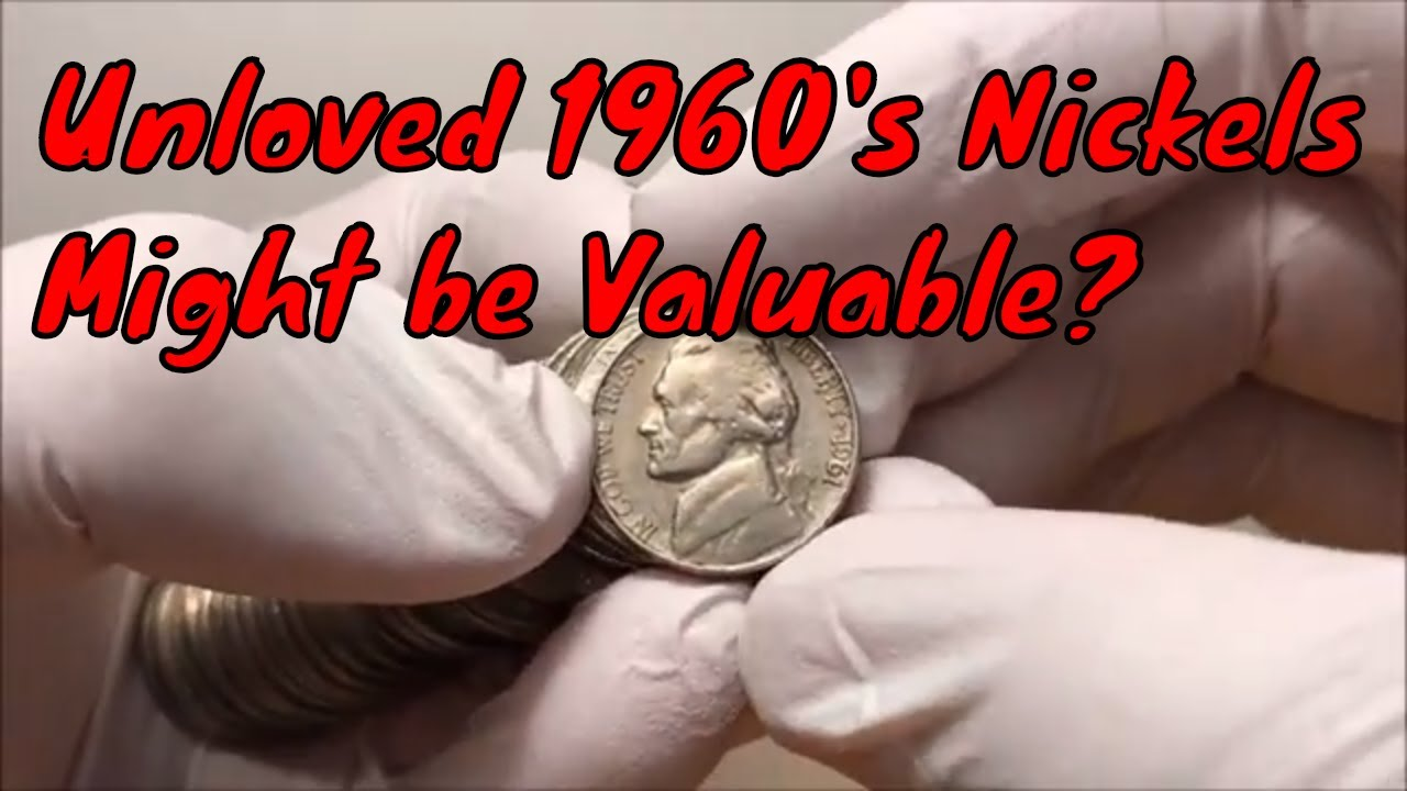 1960's Jefferson Nickel Doubled Dies? Lesser Known Varieties You Should  Search For in Change!