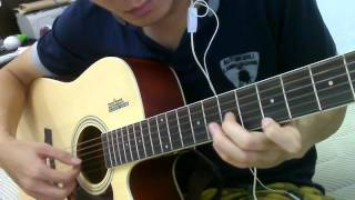 the lonely street - shijin guitar cover