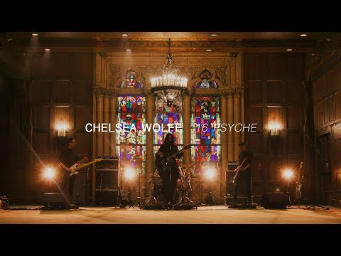 Chelsea Wolfe - 16 Psyche   Audiotree Far Out