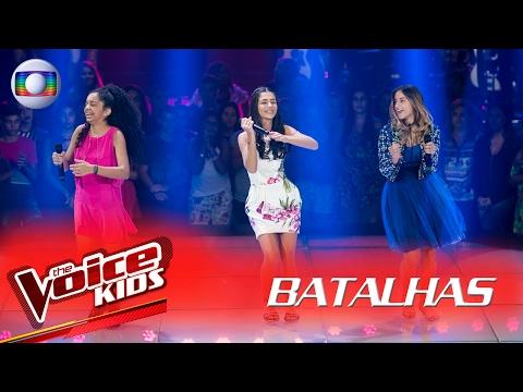 Juliana Gorito, Laura Castro e Luiza Savattone cantam 'Jardins da Babilônia' nas Batalhas