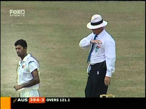 Darren Lehmann 129 vs Sri Lanka 1st test Galle 2004