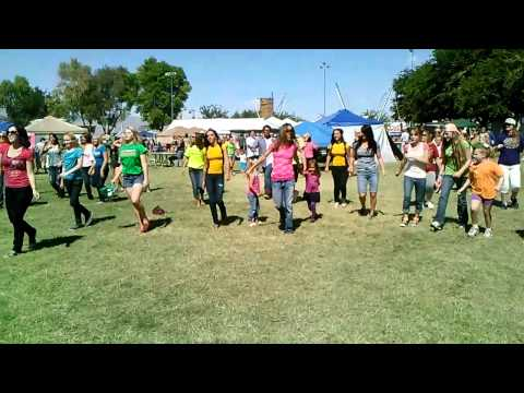 Pahrump flash mob