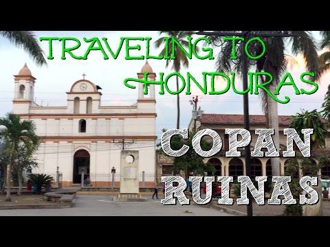 TRAVELING TO HONDURAS 2017 // Welcome to Copan Ruinas